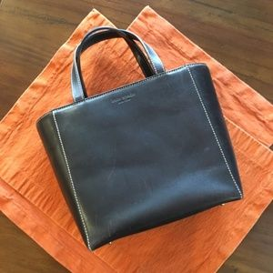 KATE SPADE - Vintage - Brown Leather Handbag
